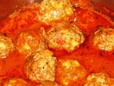 Louises Meat Balls