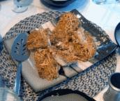 Parmesan Panko Crusted Cod